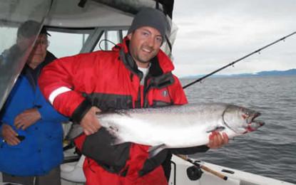 Prince Rupert Fishing 2009 – Salmon Fishing Paradise