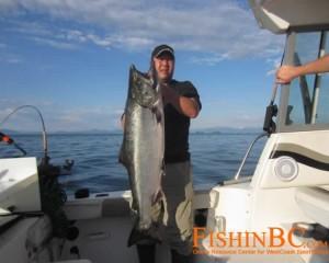 Herring Brine Tips for Trophy Chinook Salmon Fishing