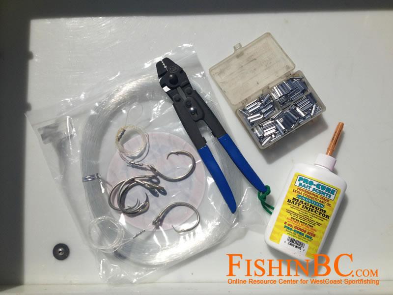 halibut fishing gear