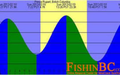 Tides, Tide Tables, and Solunar Prediction Tools