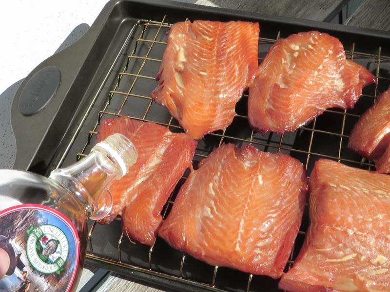Salt Spring Island Smoked Salmon